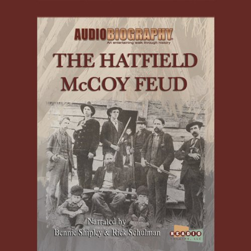 The Hatfield McCoy Feud Audiobook By Jimmy Gray cover art