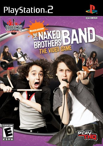 Naked Brothers Band the Video Game by THQ