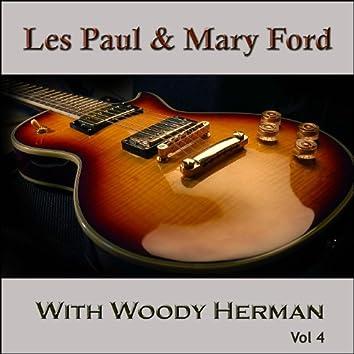 Les Paul, Mary Ford, Woody Herman, Vol. 4