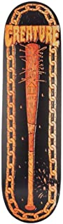 Creature Hitz Leather Skateboard Deck - 8.50