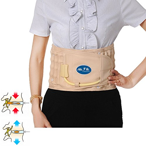 Physio Lumbar Support- Spinal Traction...
