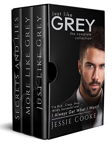 Just like Grey (The Complete Collection ONE) (Billionaire Romance Book -