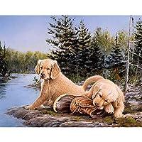 いたずら犬-古典的な絵画1000個のジグソーパズル、アートワークアート教育ギフトのための大型ジグソーパズルおもちゃ家の装飾ガールフレンドギフト