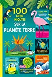 100 infos insolites sur notre planète