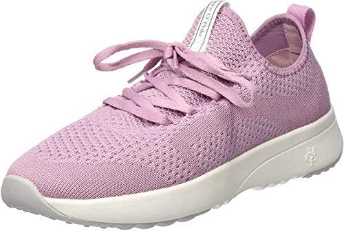 Marc O'Polo Damen 00215263502600 Sneaker, Pink (Lilac 387), 39 EU