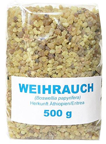 Weihrauch äthiopisch 500g