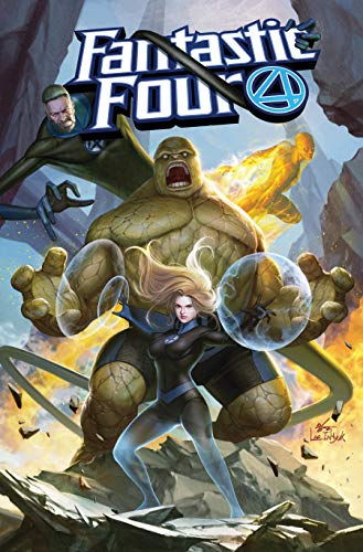 Fantastic Four by Dan Slott Vol. 1 (Fantastic Four (2018-)) (English Edition)