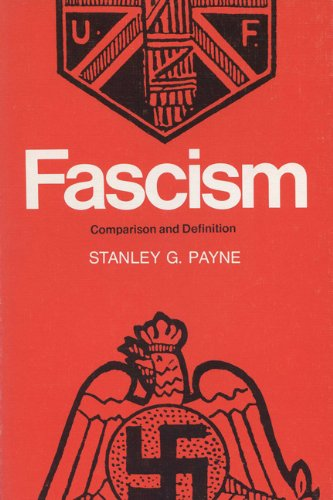 Fascism: Comparison and Definition (English Edition) eBook: Payne, Stanley G.: Amazon.es: Tienda Kindle