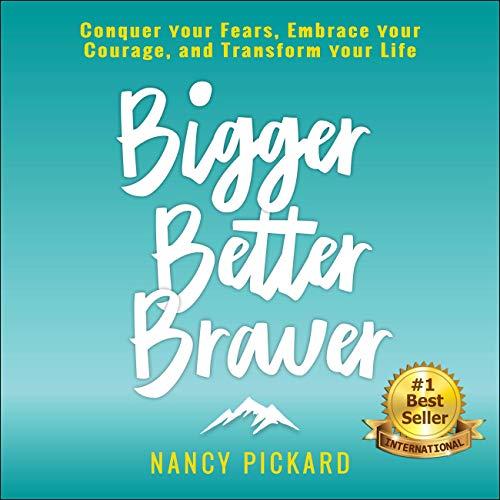 Bigger Better Braver cover art