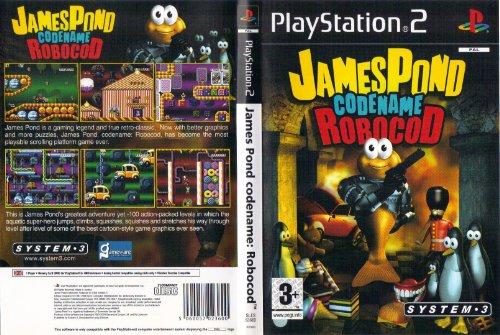 James Pond: Codename Robocod [Edizione: Regno Unito]
