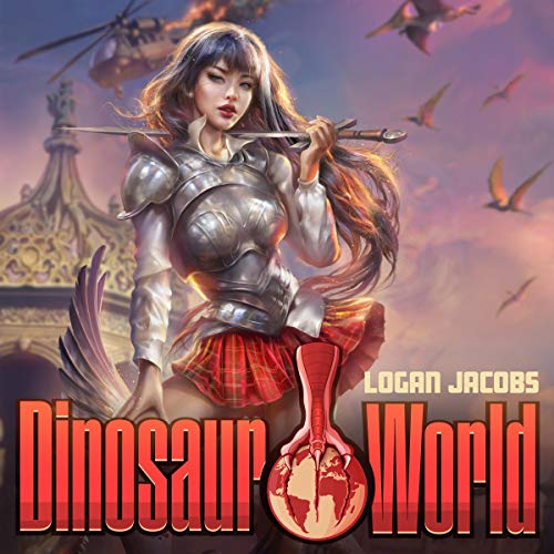 Dinosaur World cover art
