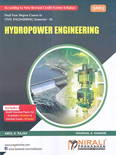 Hydropower Engineering 2019 Edition