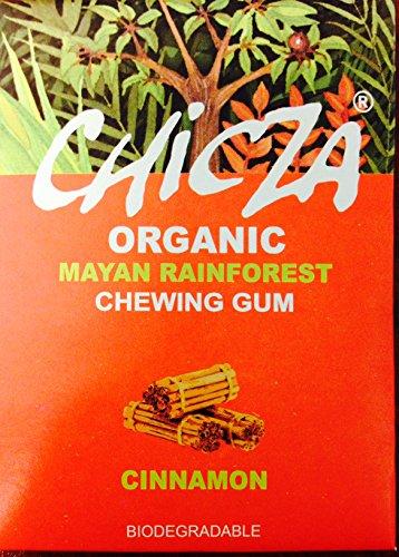 Chicza.Goma de mascar natural y organica. Canela