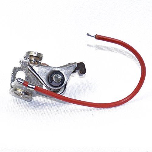 Platinos de contacto para encendido Motoplat con cable SIN terminal para ciclomotores antiguos