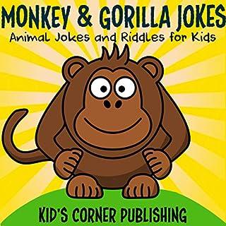 Monkey and Gorilla Jokes cover art