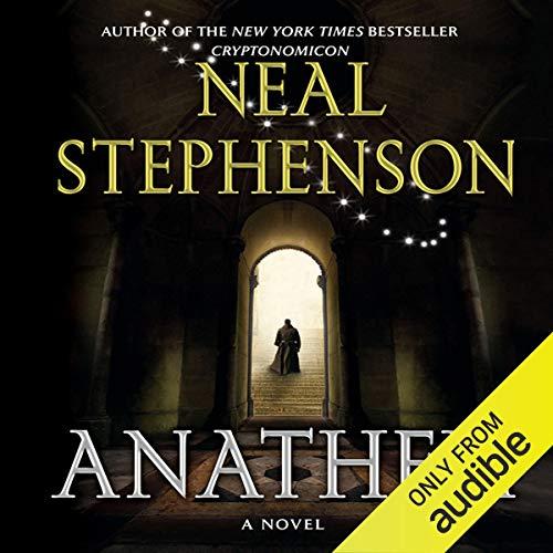 Anathem audiobook cover art