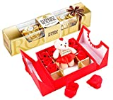 Best Valentine's Day Gifts For A Girlfriend - Saugat Traders Valentine Day Gift For Girlfriend-Artificial Red Review