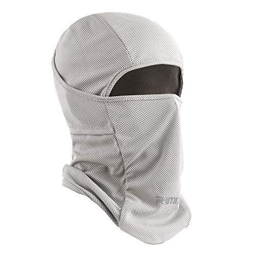 Botack Sturmhaube Mundschutz Mask Multifunktionstuch Halstuch UV Schutz Sturmmaske Balaclava für Motorrad Laufen Radfahren Wandern