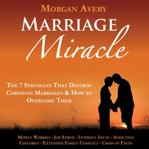 Marriage Miracle audiobook cover art