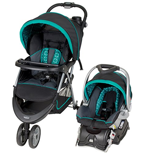 Baby Trend EZ Ride 5 Travel System, Helix