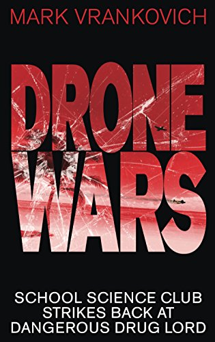 DRONE WARS: The Battle of Stirling Island (English Edition)