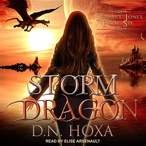 Storm Dragon cover art