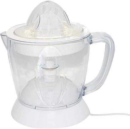 Matefield Electric Citrus Juicer Orange Lemon Squeezer Juice Press Reamer Machine White