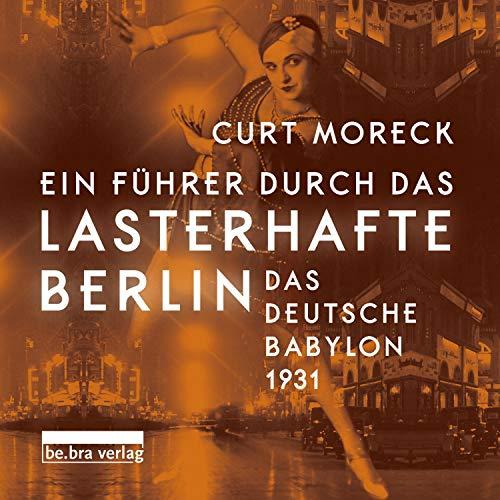 Page de couverture de Ein Führer durch das lasterhafte Berlin