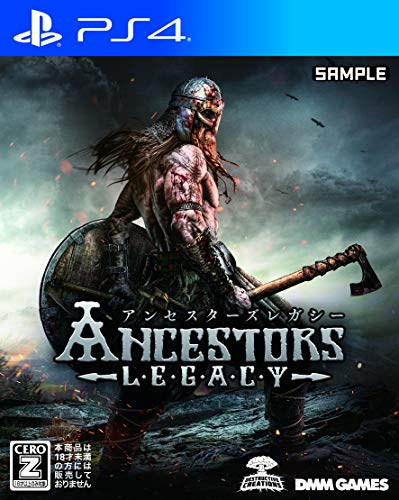 DMM GAMES Ancestors Legacy SONY PS4 PLAYSTATION 4 REGION FREE JAPANESE IMPORT [video game]