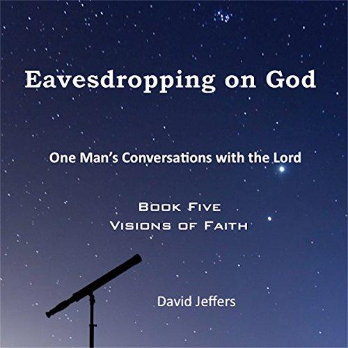 Eavesdropping on God audiobook cover art