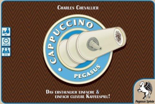 Pegasus Spiele 57000G - Cappuccino