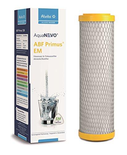 Alvito Wasserfilter, Kunststoff