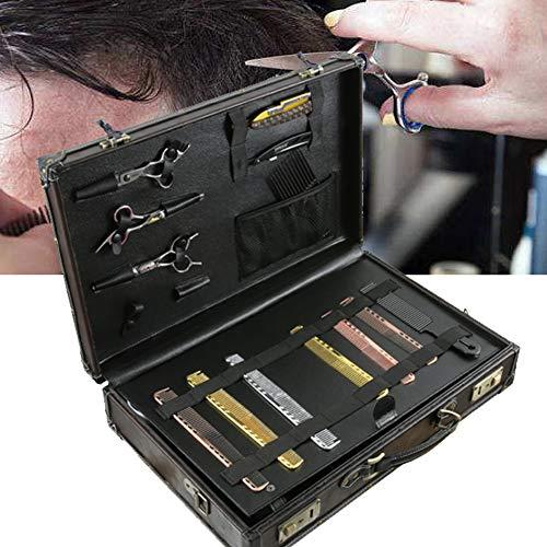 WANGXN Outils de Coiffeur Professionnel Trousse de Maquillage Portable Outils de Coiffeur Valise boîte à Outils de Coiffure, boîte de Rangement boîte de Rangement boîte de Rangement