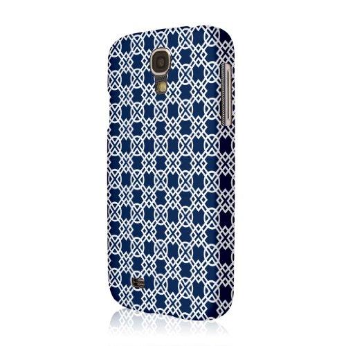 Empire Signature Series - Carcasa Fina para Samsung Galaxy S4, diseño de Nudos Marineros, Color Azul