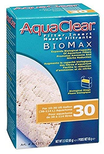Aquaclear Biomax, 30-Gallon, weiß