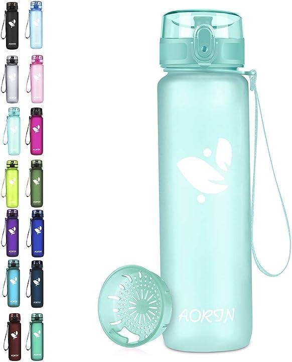 borraccia sportiva & bottiglia d`acqua a prova di perdite-350ml/500ml/750ml/1l aorin b089y2wtx1