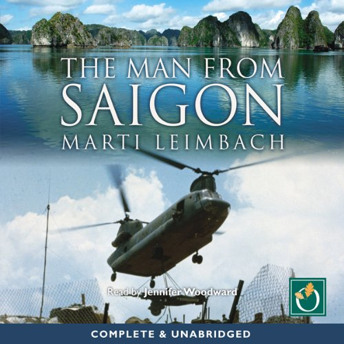 The Man from Saigon cover art