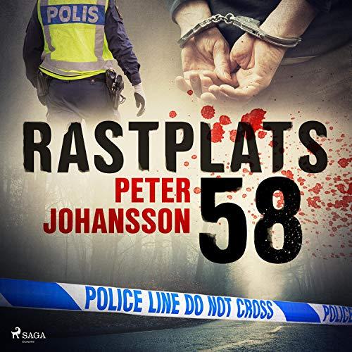 Rastplats 58 cover art