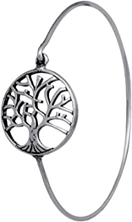 Izaara 92.5 silver sterling Hallmark Silver Bracelet. A perfect match for your style statement!