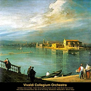 Pachelbel: Canon in D Major - Vivaldi: The Four Seasons & Guitar Concerto - Walter Rinaldi: Guitar & Orchestral Works - Bach: Air On the G String - Mendelssohn: Wedding March - Schubert: Ave Maria - Wagner: Bridal Chorus
