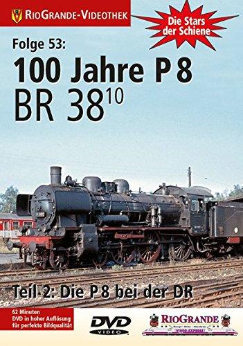 Stars der Schiene 53: Die BR 38.10 bei der DR