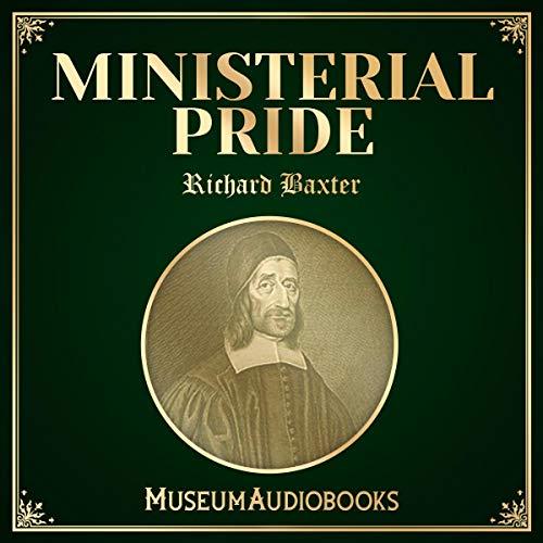 Ministerial Pride audiobook cover art