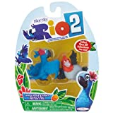 Rio 2–jp69307–Furniture and Decoration–Pack of 2Figurines–Jewel & Pedro