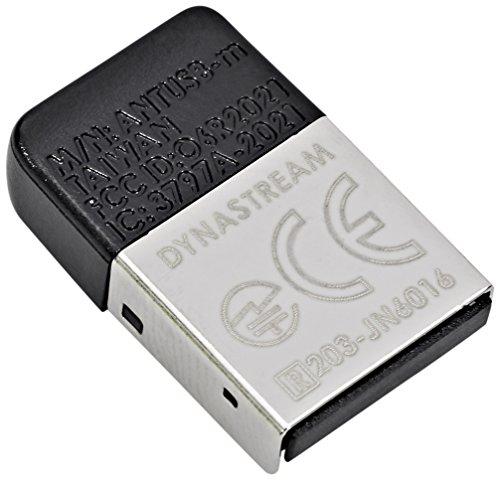 Rotor Unisex– Erwachsene USB ANT+ Dongle Stick, Schwarz, one Size