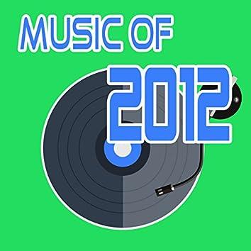 Music of 2012