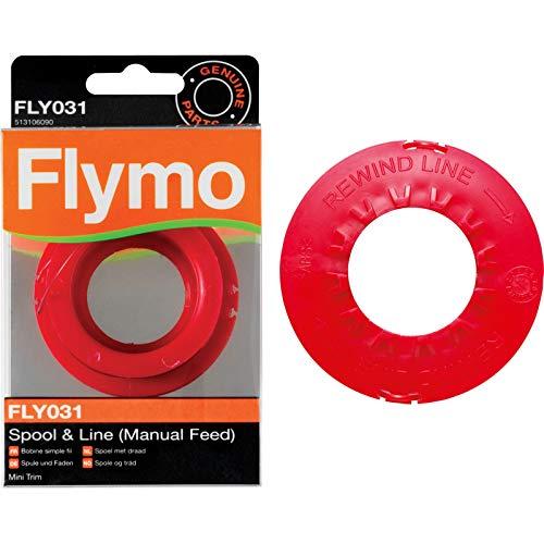 Flymo 599431890 Bobina y línea