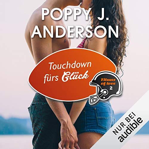 Touchdown fürs Glück audiobook cover art