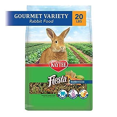 Kaytee Fiesta Rabbit Food, 20 Pounds by Central Garden & Pet