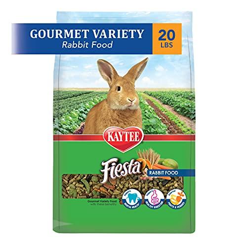 Kaytee Fiesta Rabbit Food,