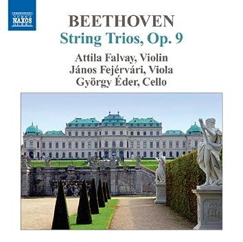Beethoven: Complete String Trios, Vol. 2